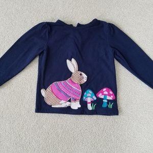 Jojo Maman Bebe bunny tee